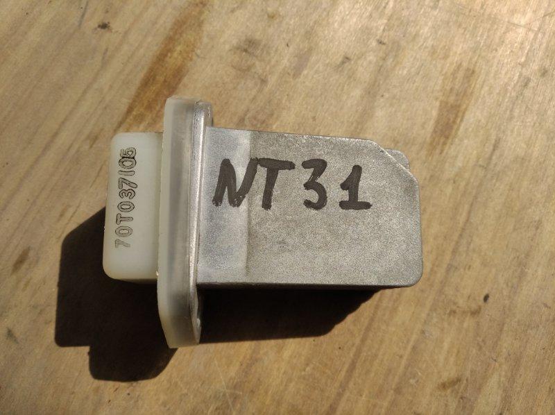 Реостат Nissan X-Trail NT31 (б/у)