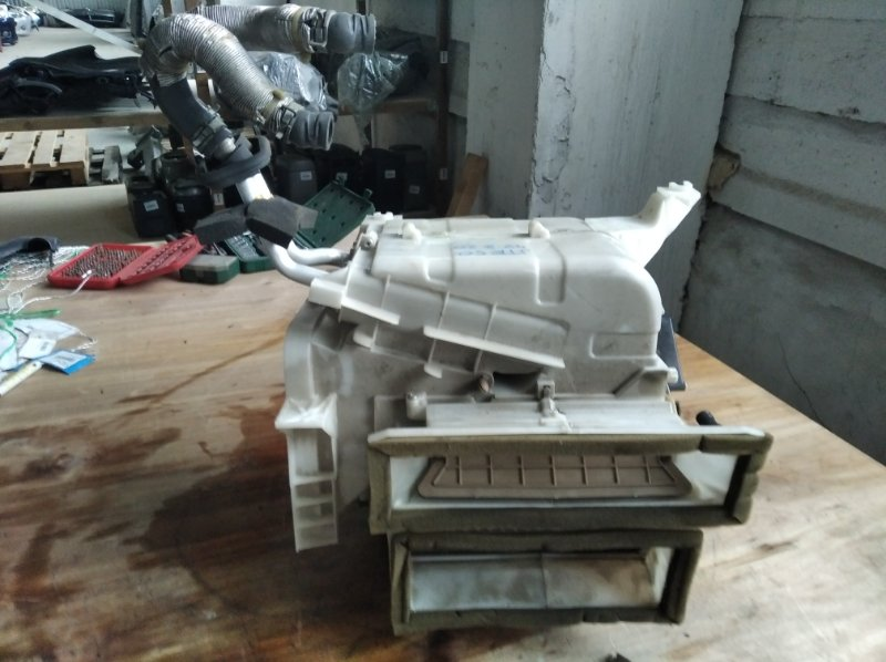 Печка салона Nissan Terrano Regulus JTR50 (б/у)