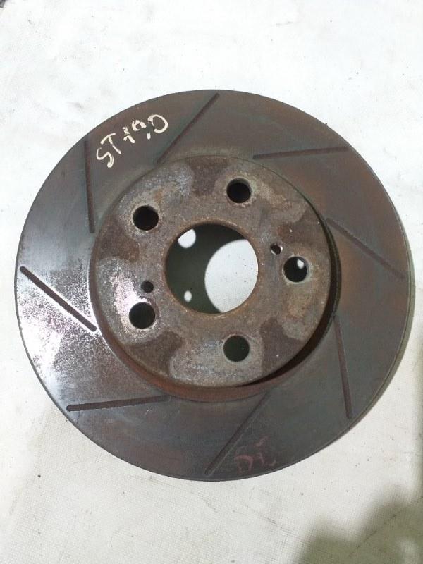 Тормозной диск Toyota Carina AT190 передний (б/у)