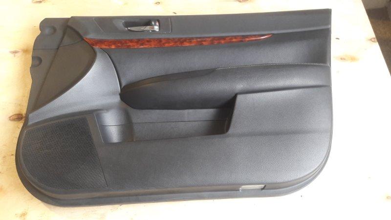 Обшивка дверей Subaru Legacy BR9 передняя (б/у)