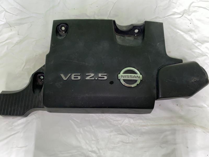 Крышка двс декоративная Nissan Elgrand MNE51 VQ25DE (б/у)