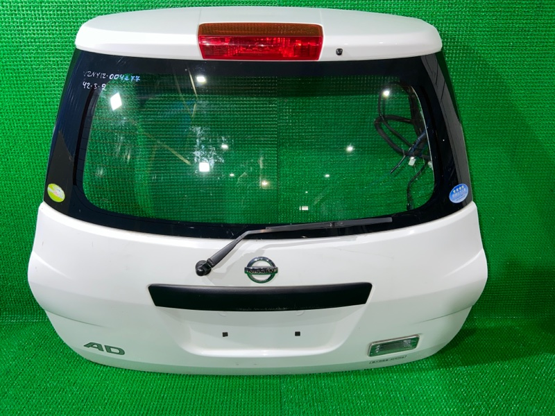 Дверь задняя Nissan Ad VZNY12 (б/у)