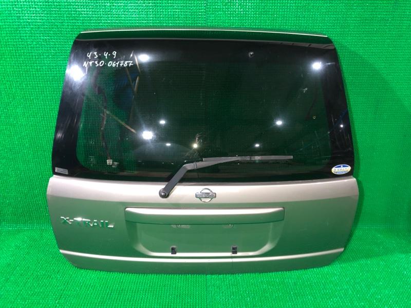 Дверь задняя Nissan X-Trail NT30 задняя (б/у)