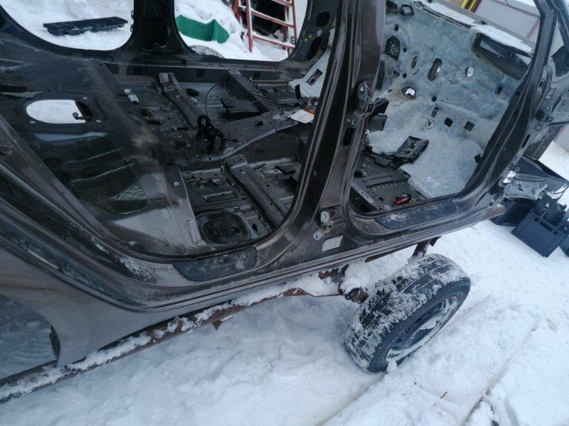 Порог правый Kia Ceed 2013 JD 1.6 G4FG Б/У