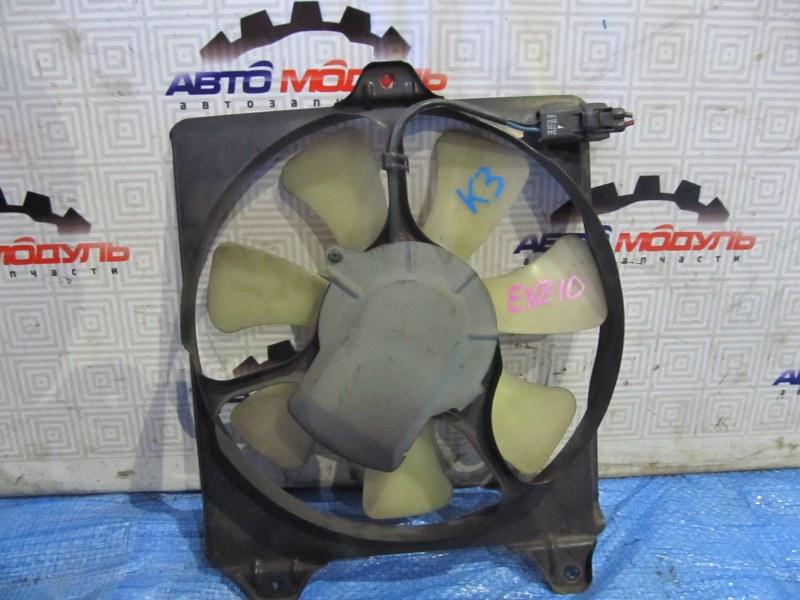 Диффузор радиатора Toyota Raum EXZ10 5E-FE правый