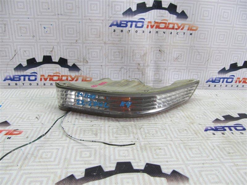 Повторитель бамперный Toyota Markii GX100 левый