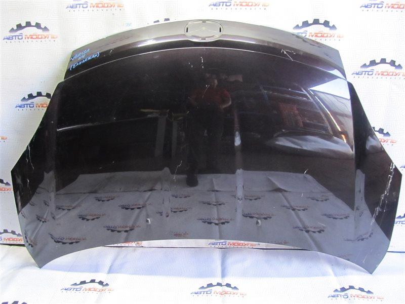 Капот Mazda Verisa DC5W