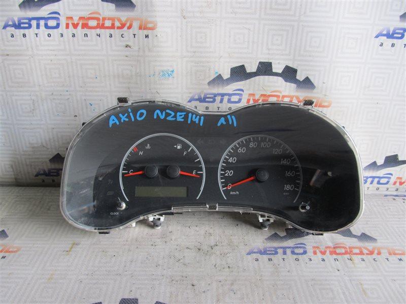 Панель приборов Toyota Corolla Axio NZE141 1NZ