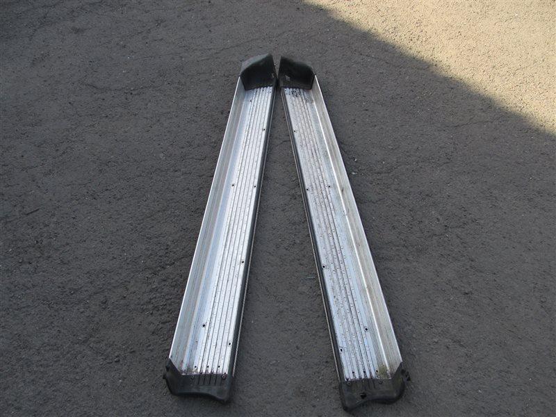 Подножка Toyota Hilux Surf VZN130