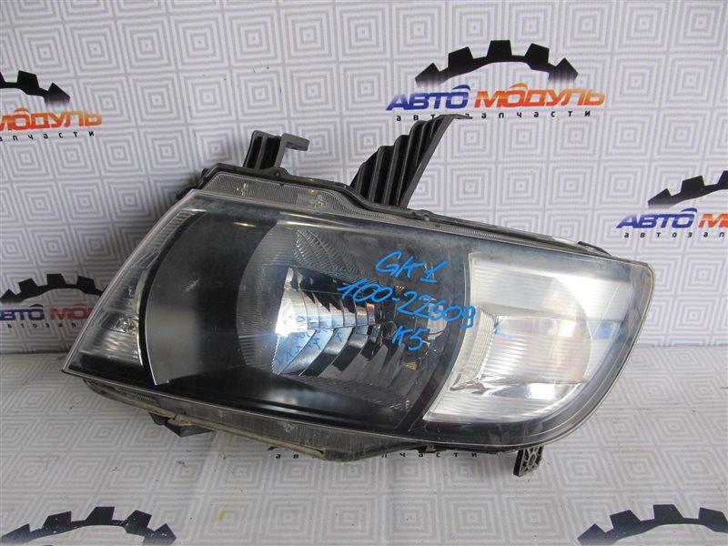 Фара Honda Mobilio Spike GK1 левая