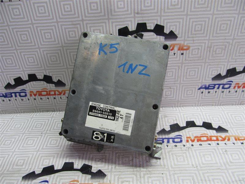 Компьютер двс Toyota Bb NCP31 1NZ