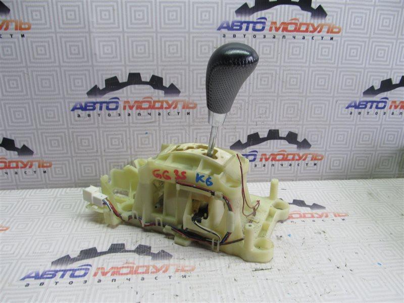 Селектор акпп Mazda Atenza GG3S L3-VE