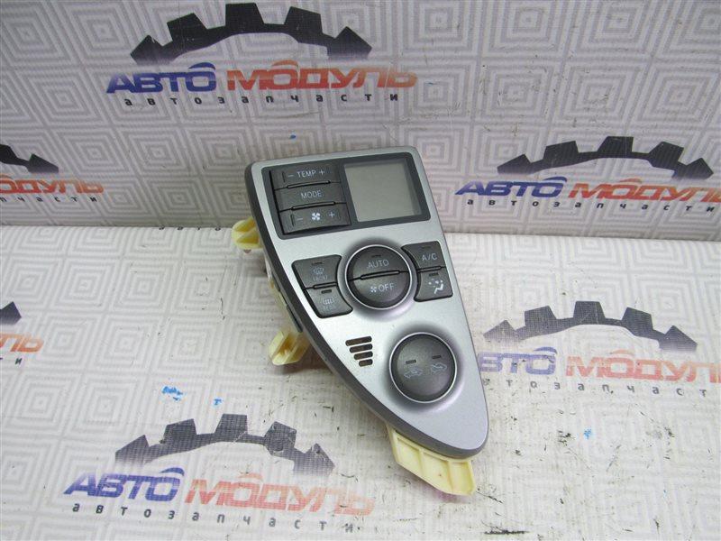 Блок управления климат-контролем Toyota Ractis NCP100 1NZ