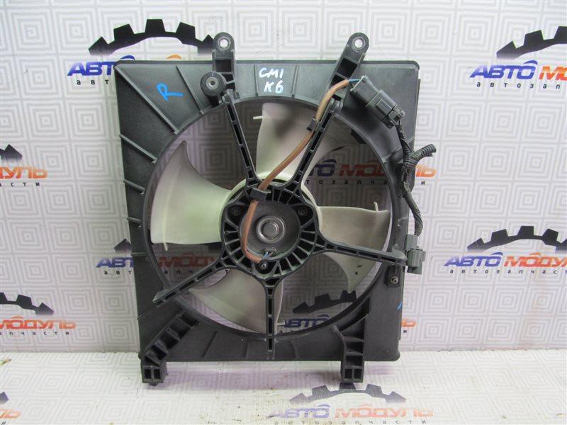 Диффузор радиатора Honda Accord CL7 K20A правый
