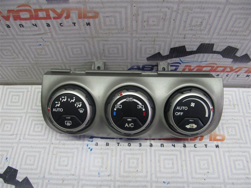 Блок управления климат-контролем Honda Cr-V RD4 K20A