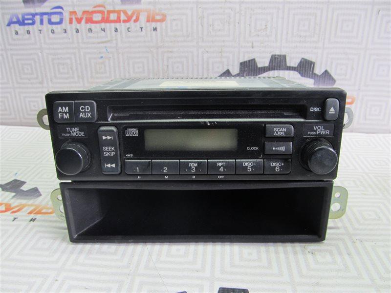 Магнитофон Honda Cr-V RD4 K20A