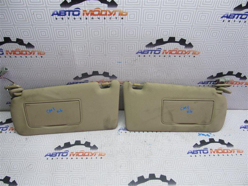 Козырек солнцезащитный Honda Accord CL7 K20A