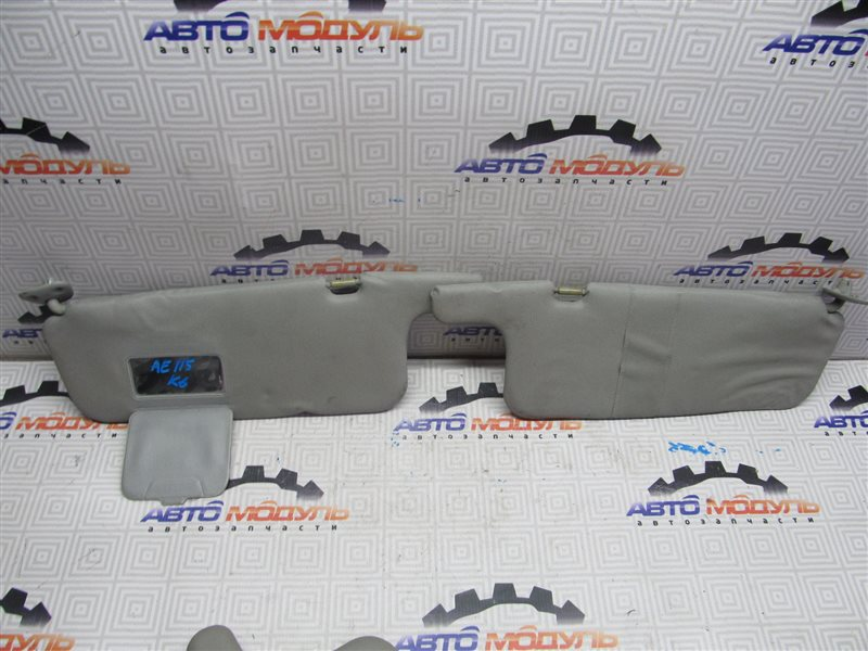 Козырек солнцезащитный Toyota Sprinter Carib AE110