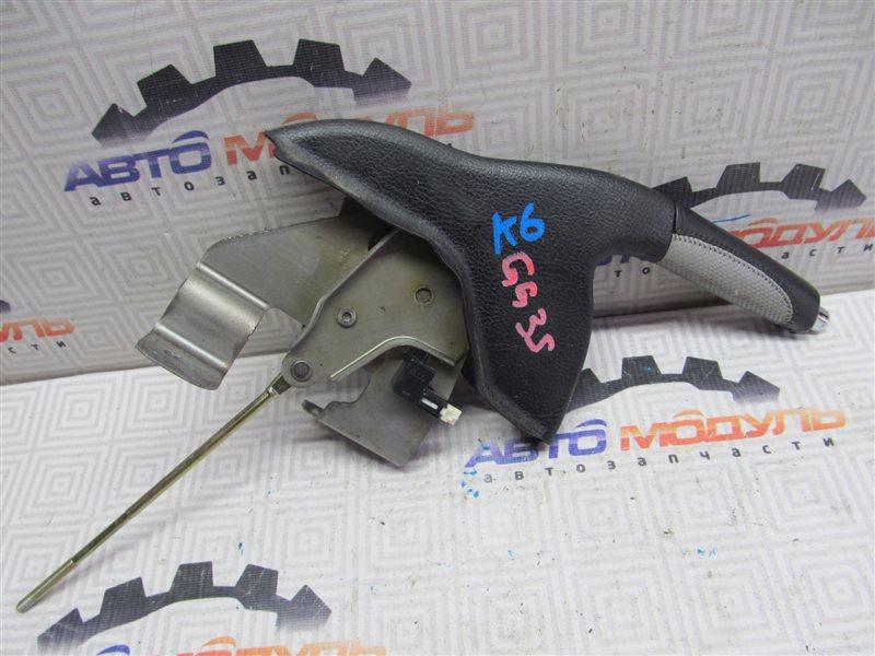 Ручка ручника Mazda Atenza GG3S L3-VE