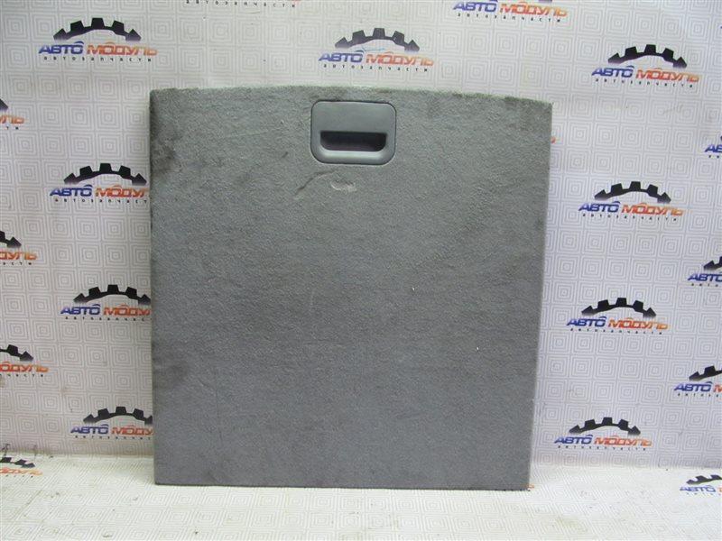 Пол багажника пластик Mitsubishi Airtrek CU2W 4G64