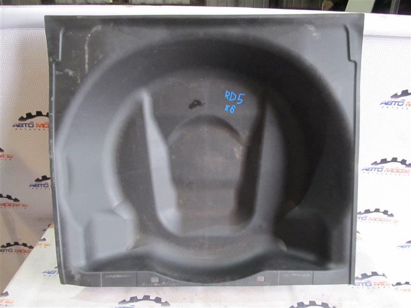 Пол багажника пластик Honda Cr-V RD5 K20A
