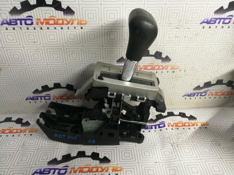 Селектор акпп Toyota Premio AZT240-0013364 1AZ-FSE 2002
