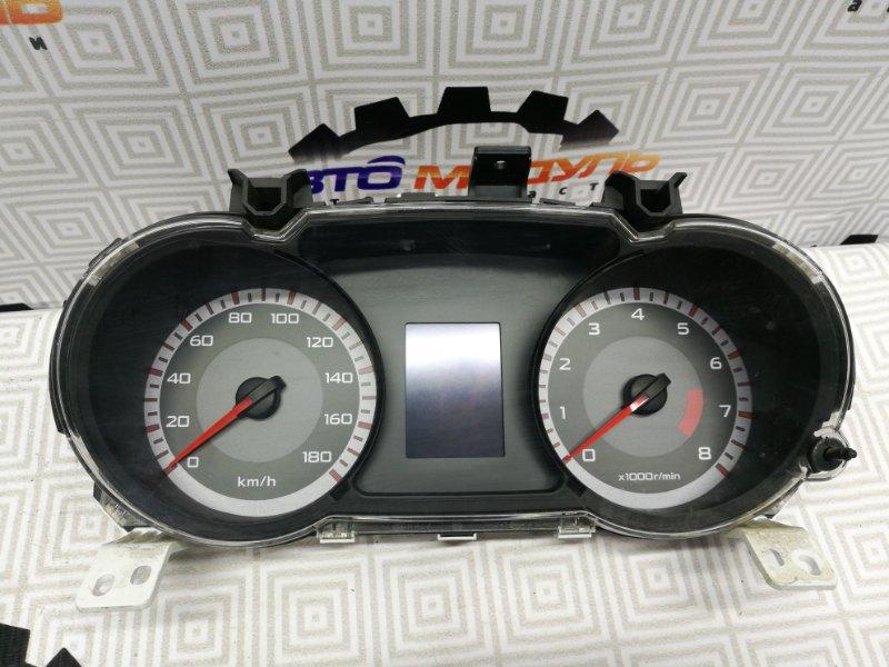 Панель приборов Mitsubishi Galant Fortis CY4A 4B11 2007