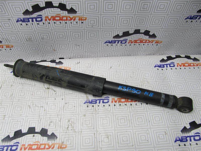 Амортизатор Toyota Vitz KSP90-2006427 1KR-FE 2006 задний