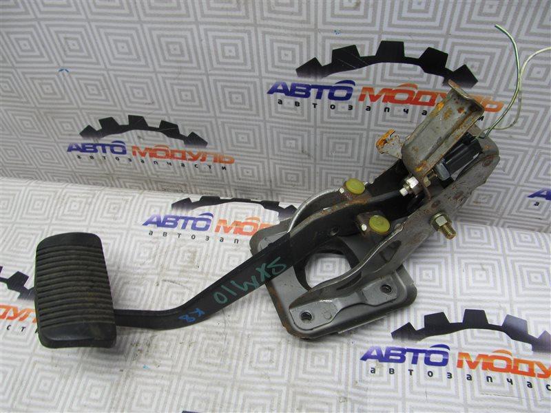 Педаль тормоза Toyota Ipsum SXM10-0148280 3S-FE 1998
