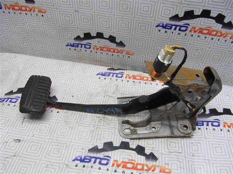 Педаль тормоза Mitsubishi Lancer X CY4A-0102857 4B11 2007