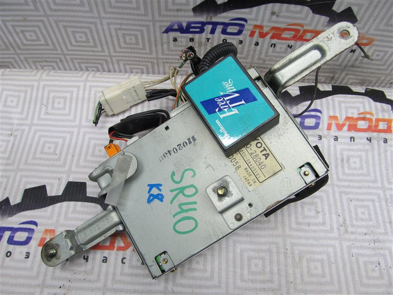 Блок управления дисплеем Toyota Town Ace Noah SR40-0147032 3S-FE 1999