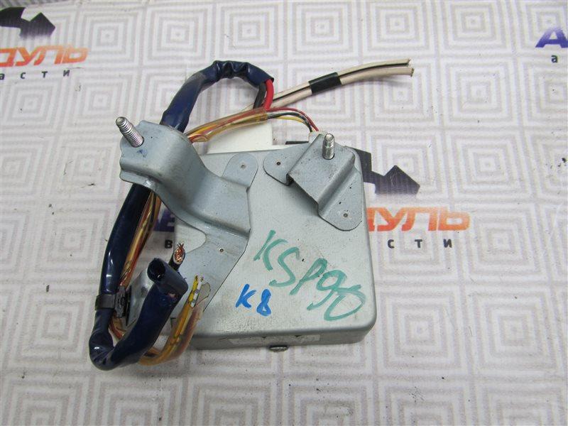 Блок управления рулевой рейкой Toyota Vitz KSP90-2006427 1KR-FE 2006