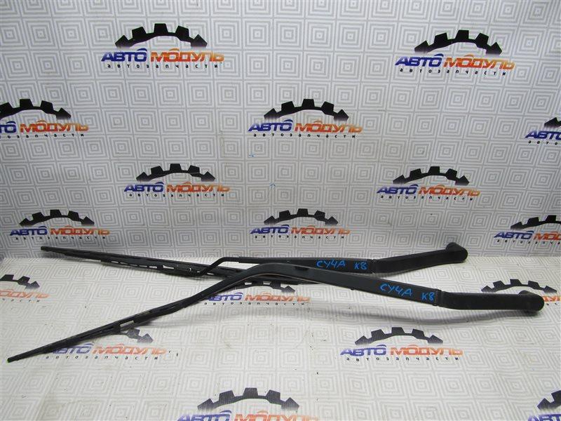 Дворник Mitsubishi Lancer X CY4A-0102857 4B11 2007 передний