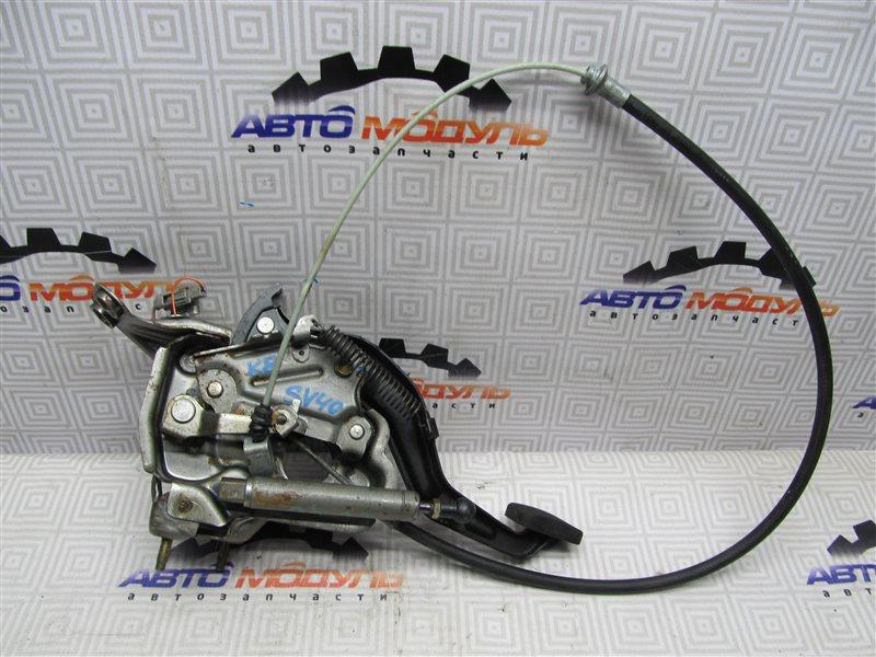 Педаль стояночного тормоза Toyota Vista SV40-0102932 4S-FE 1996