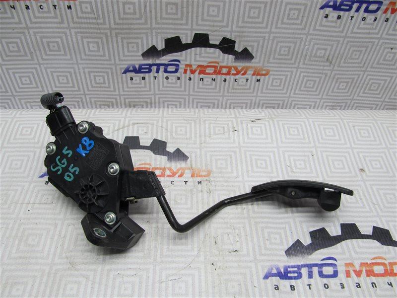 Педаль газа Subaru Forester SG5-096695 EJ203 2005