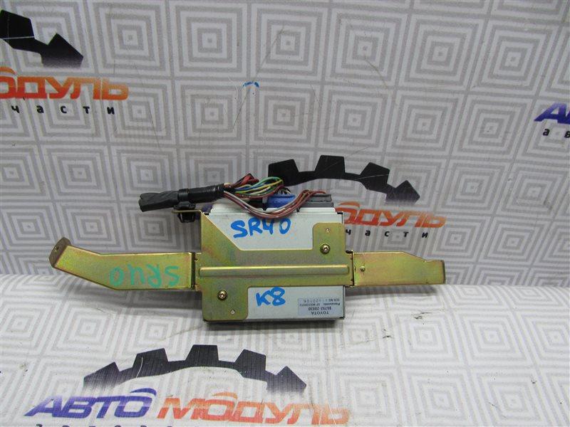 Блок управления камерой заднего вида Toyota Town Ace Noah SR40-0147032 3S-FE 1999