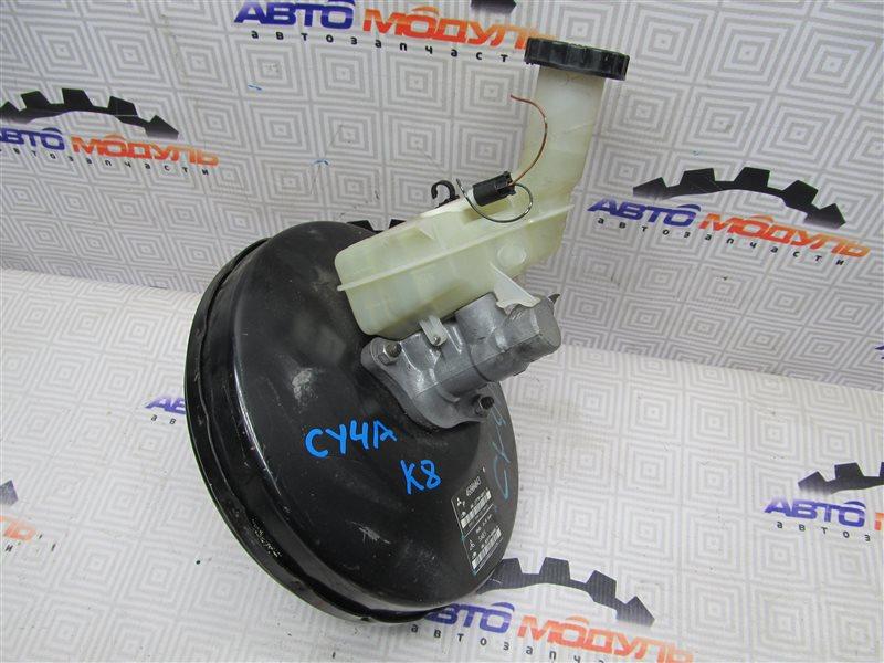 Главный тормозной цилиндр Mitsubishi Galant Fortis CY4A 4B11 2007