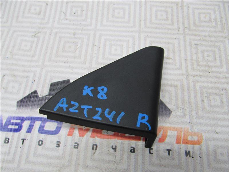Уголок крыла Toyota Caldina AZT241-0005592 1AZ-FSE 2002 передний правый