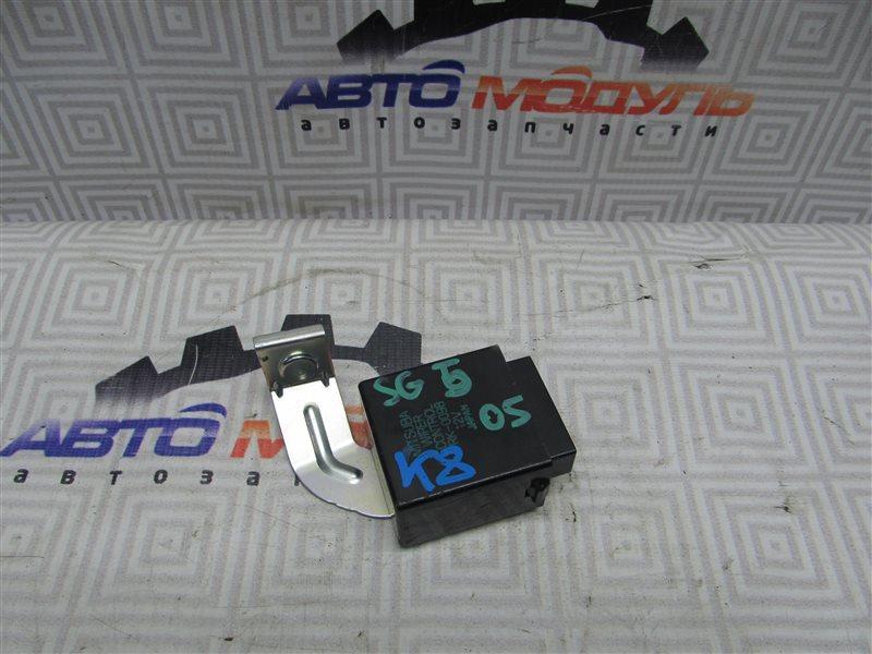 Блок управления стеклоочистителем Subaru Forester SG5-096695 EJ203 2005