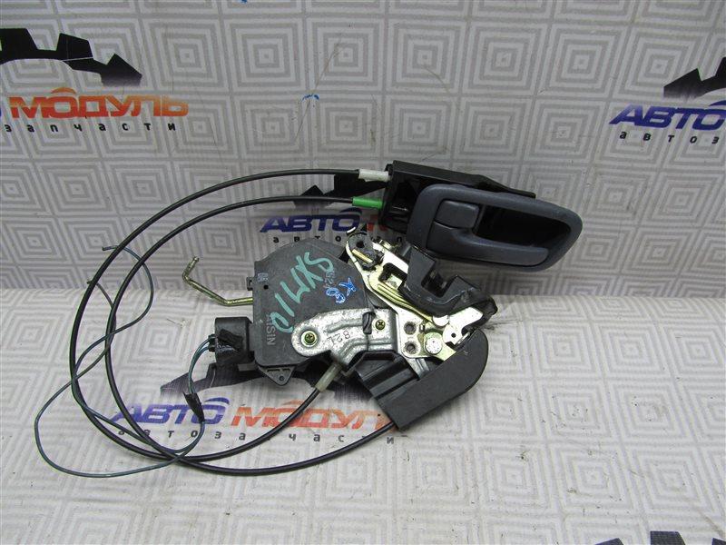 Замок двери Toyota Ipsum SXM10-0148280 3S-FE 1998 задний левый