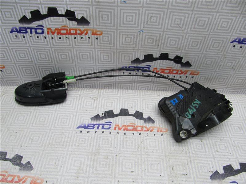 Замок двери Toyota Vitz KSP90-2006427 1KR-FE 2006 передний правый