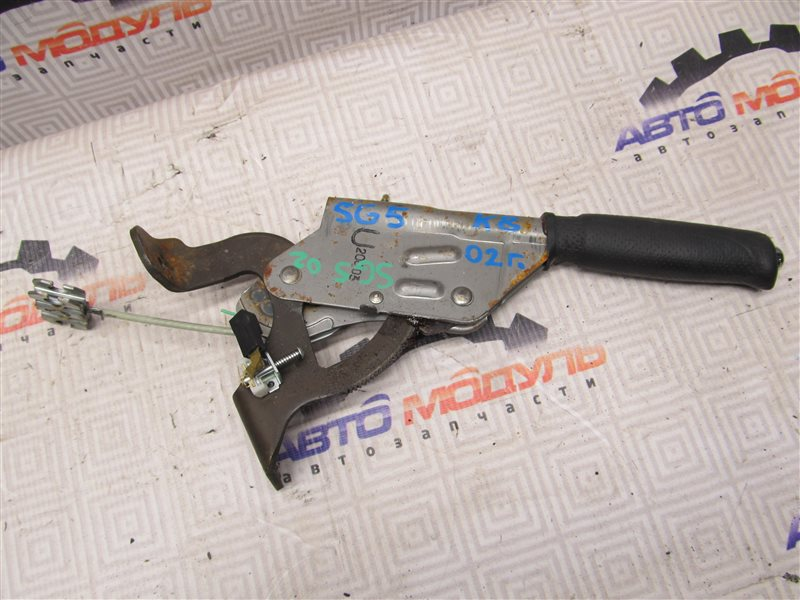 Ручка ручника Subaru Forester SG5-017040 EJ202 2002