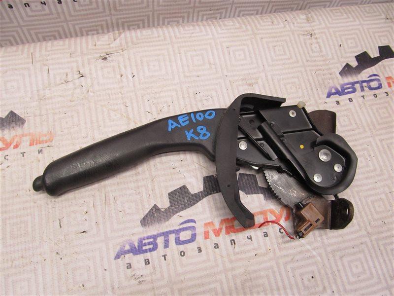 Ручка ручника Toyota Sprinter AE100-7050961 5A-FE 1994