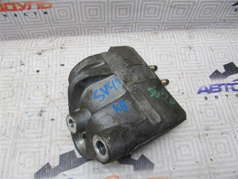 Кронштейн опоры двигателя Toyota Vista SV40-0102932 4S-FE 1996 правый