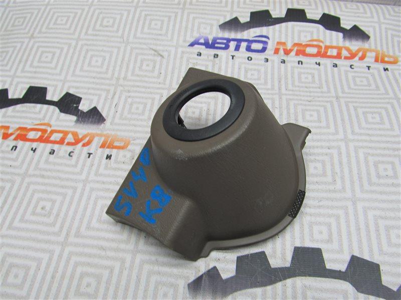 Консоль Toyota Vista SV40-0102932 4S-FE 1996
