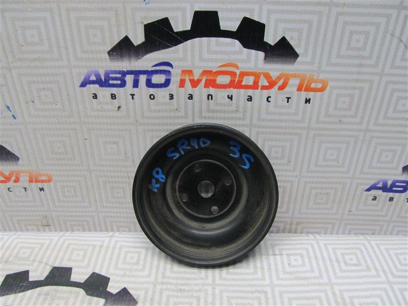 Шкив помпы Toyota Town Ace Noah SR40-0147032 3S-FE 1999