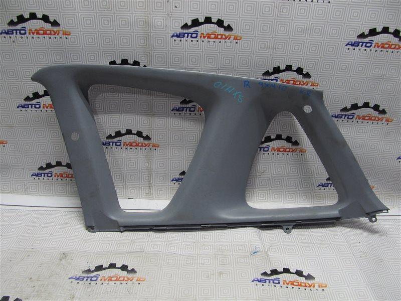 Обшивка багажника Toyota Ipsum SXM10-0148280 3S-FE 1998 правая верхняя