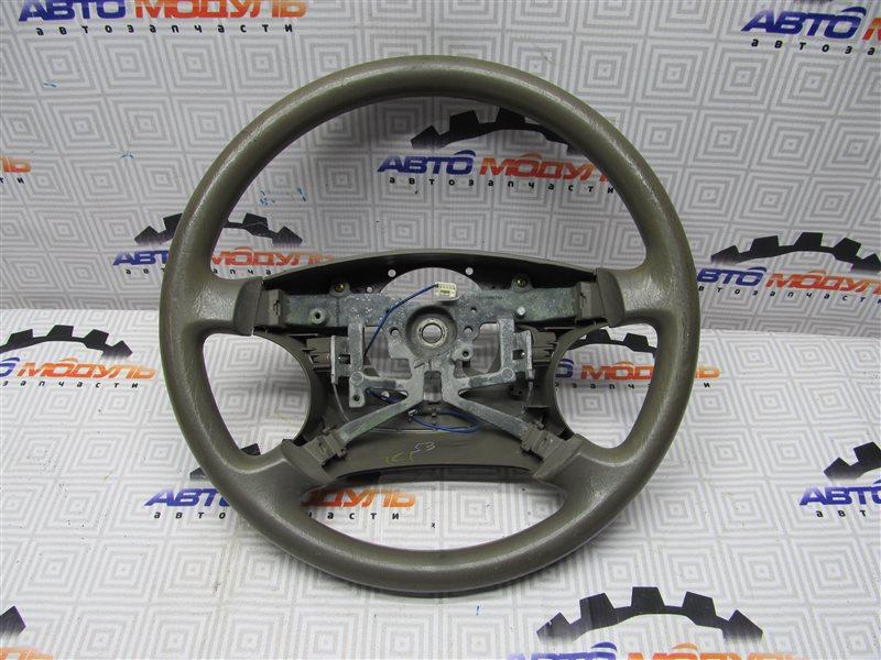 Руль Toyota Corolla NZE121-0158680 1NZ-FE 2002