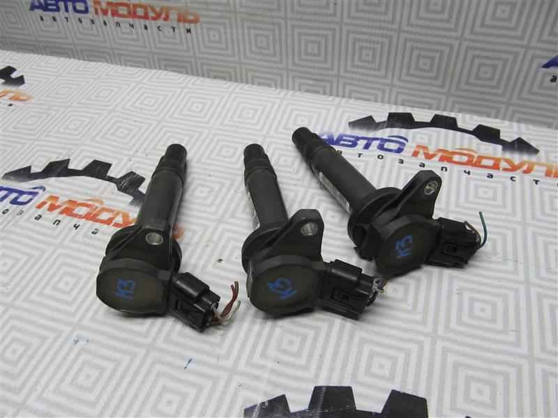 Катушка зажигания Toyota Bb QNC20 K3-VE