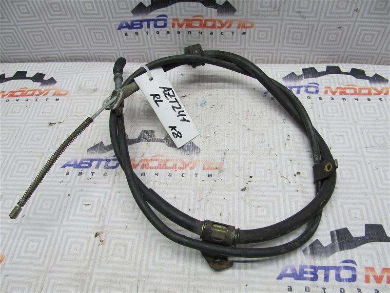 Тросик ручника Toyota Caldina AZT241-0005592 1AZ-FSE 2002 задний левый